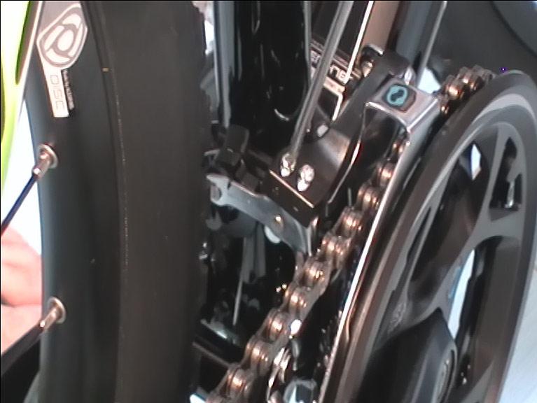 Что делать если цепь на велосипеде висит - 5f38a
