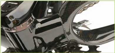 Технологии велосипедов MERIDA: Рама Matts FLX