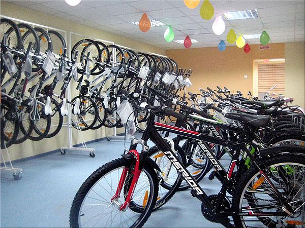 магазин велосипедов на ленинском проспекте 69